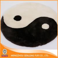 Genuine sheepskin rug wholesale in china