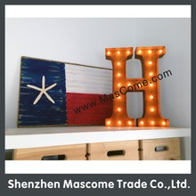 led faceplate light exposed sign