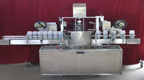 Automatic Conduction Sealing Machine