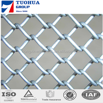 Various Material Chain Link Mesh Fence Supply with Competitive Price