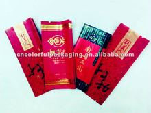 printing pouch for green tea packaging packet