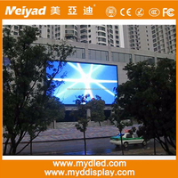Strong quality IP65 waterproof P8 outdoor led display screen