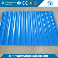 China factory aluminium steel galvanized roofing sheet