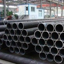 13 Years Factory Welded Pipe Welded Steel Pipe din2391 st52 tube