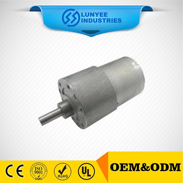 Scooter high torque brushless dc motor