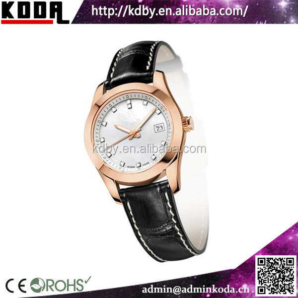 koda japan movt watch 2035 quality luxury paidu stainless steel watches free samples