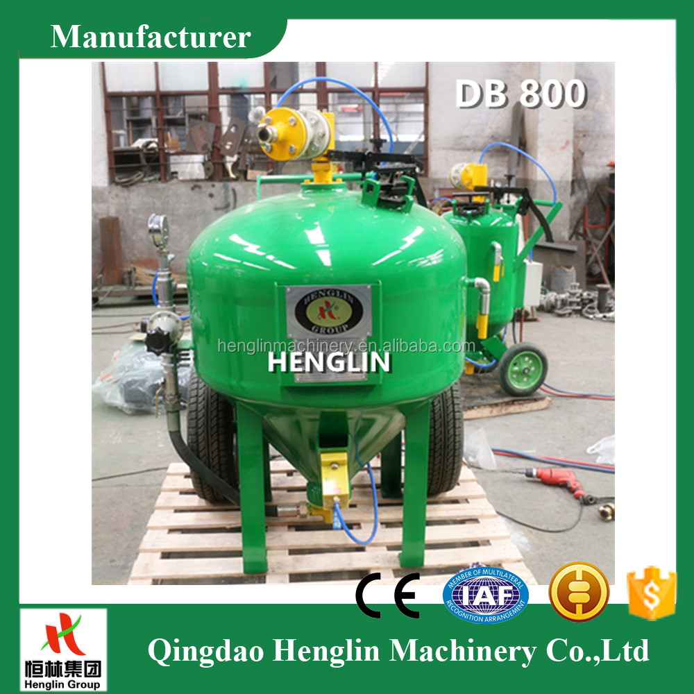 2018 henglin made hot sale cheap price portable sand blasting machine