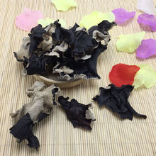 Washed White Back Dried Black Fungus Mushroom