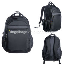 15.6 inch best sell high end dual laptop backpack for Macbook Bag