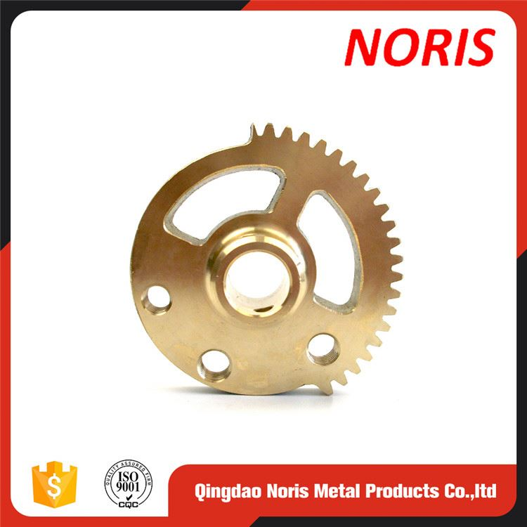 Custom Electronic Small Brass Metal Precision Turning Part