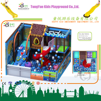 Attractions Proof Children Commercial Indoor Playground