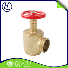 UL FM Certified Brass Fire Fighting Hydrant Angel Valve