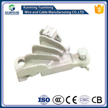 Reinforced Wedge type insulation clamp China supplier