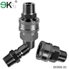 industrial quick release water quickly connectors /air quick coupling