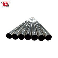 201 304 304l 316 316l grade 14 gauge steel thickness stainless steel tubing in stock