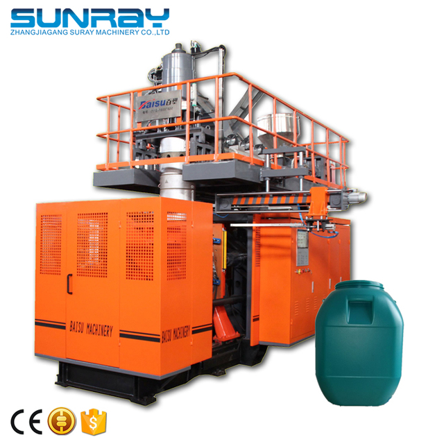 50l Barrel Blowing Machine Making Container 50 Litre Hdpe Jerrycan