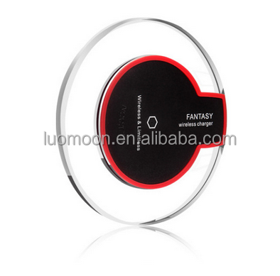 Factory price universal wireless phone charger, qi wireless charger for lenovo for samsung for iphone