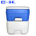 Portable camping toilet 20L Blue model
