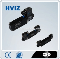 High quality low price 4V Series 5/2 way solenoid air valve / pneumatic valve