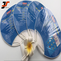 Customized cheapest hand fan