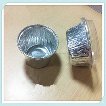Disposable Aluminium Foil Container / cake pan / Flan Dishes