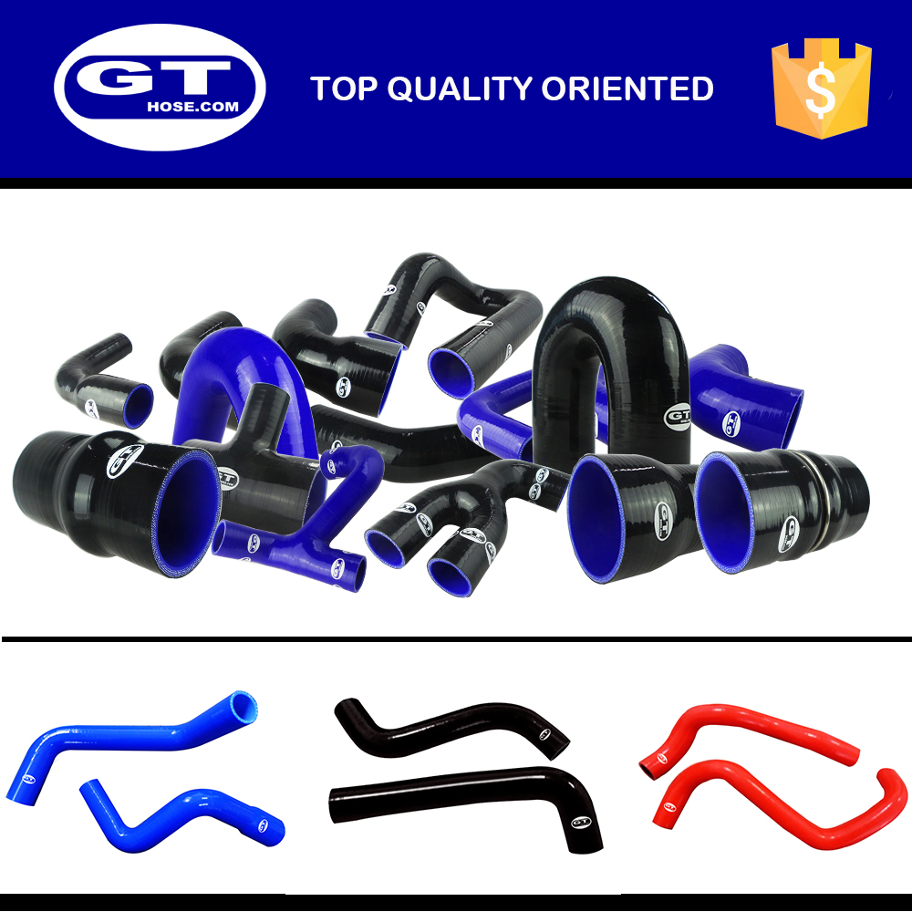 RH1 two years warrantee high performance custom and universal flexible car/motorcycle/truck silicone radiator hose