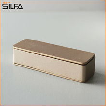 Silfa new rechargeable USB lighter gold metal company <strong>gift</strong>