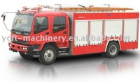 ZLJ5150GXFAP42 Fire Fighting Truck with Compressed Air Foam System A