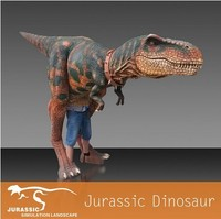 Walking Animatronics Realistic Dinosaur Costume