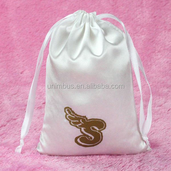 Hair Weave Bag Manufacturer wholesale satin bag for Hair Extension