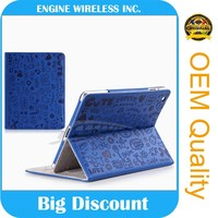 cheaper price leather case for 6 inch tablet pc