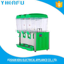 China manufacturer three tank orange juice dispenser alibaba
