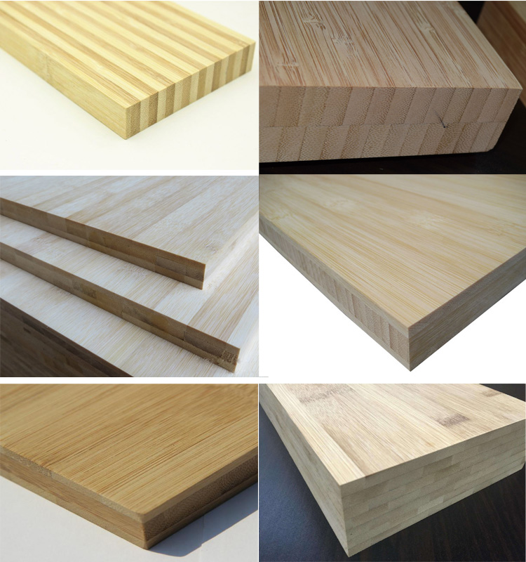 3-Layer Bamboo Plywood for Furniture