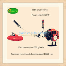 power brush cutter with gas professional brush cutter provider