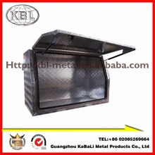 Customized OEM Aluminum Tool Box for Truck with Gas Strut(KBL-AB-1200)(OEM/ODM)