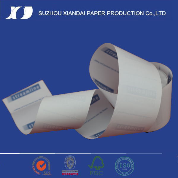 2015 Most popular 80mmx80mm paper sample hotel invoice pos receipt paper