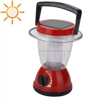 Protable safe and brightness low price solar camping lantern good quality and cheap price