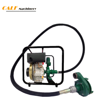 Sewage pump with diesel engine sewage grinder pump with low price