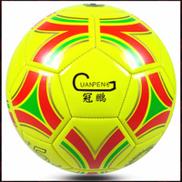 wholesale Guanpeng High Quality Machine Sewn Soccer Balls