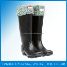 Ladies fashion long horses riding for women rain boots
