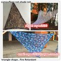 Fire Retardant Camouflage Netting, Camo Net Blinds Great For Sunshade Camping Shooting Hunting etc