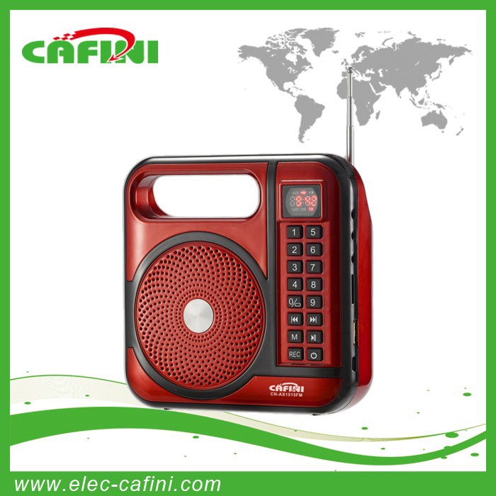 CAFINI hot selling Ultralight Mini portable loudspeaker with perfect sound quality