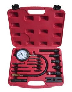 Diesel Engine Compression Tester Kit Compression Tester heavy duty scan tools Car Tools