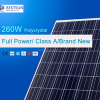 20KW hot sell sun energy panel 260W solar panel system with best price