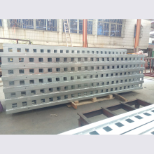 Top quality glass slab rack showroom granite racks
