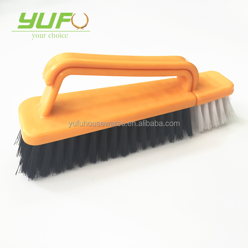 kitchen bathroom clothes laundry hand corner cleaning floor plastic brush