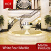 White pearl marble, white marble stone for sale
