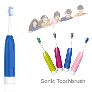 HONGLONG HL108 Factory Direct China Electric Sonic Brush For Baby Kid Teeth Cleaner Vibration Electronic Toothbrush