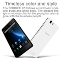 Russia Stock usd52.9/pc 3GWCDMA phone ROM8GB 5 inch 5MP rear camera,Dual SIM 2400MAH battery Quad Core