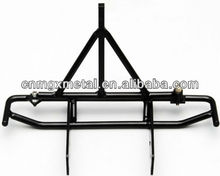 custom stamping punching high quality spare tire carrier part